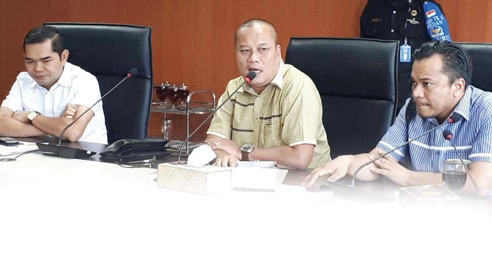 DPRD Medan Himbau Warga Urus IMB ke Dinas  PKP2R