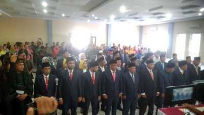 30 Anggota Dprd Kota Binjai Dilantik Sumut24