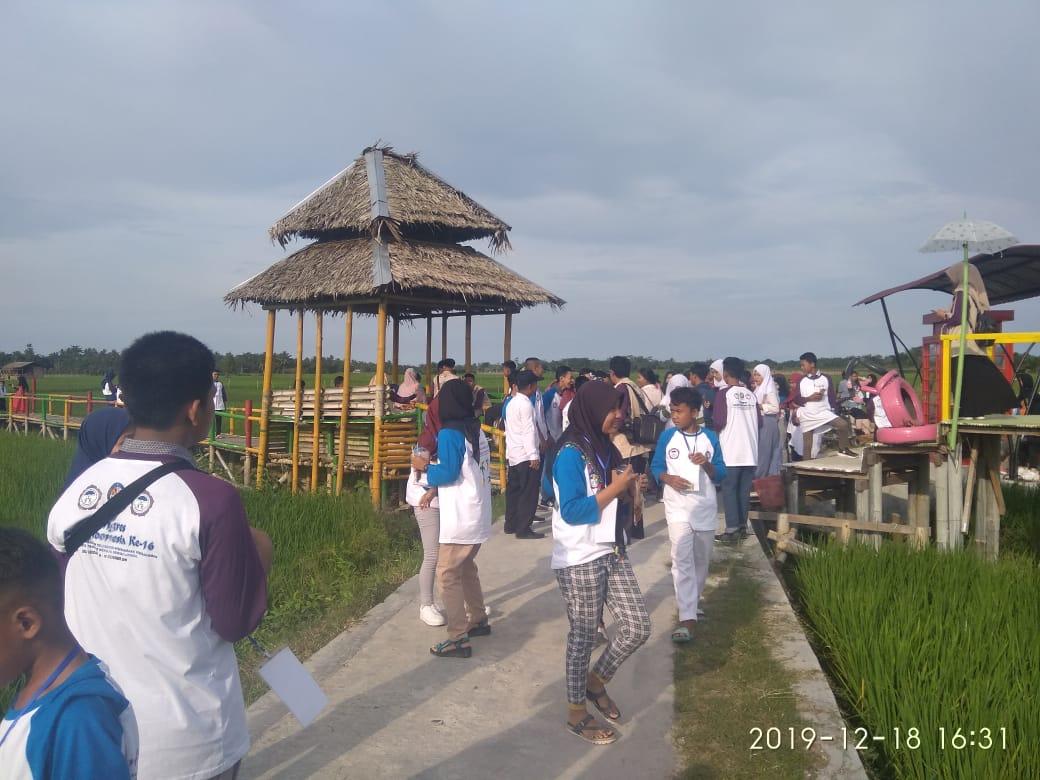 Anak-anak Kunjungi Agrowisata Paloh Naga Pantai Labu – Sumut10