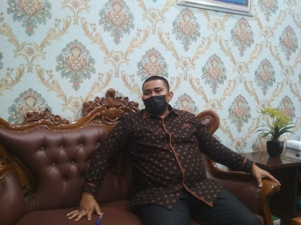Kabid Pendidikan Madrasah Kanwil Kemenag Sumut Erwin Dasopang, Jumat (23/7).